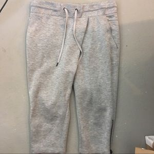 Authentic Helmut Lang Drop Crotch Lounge Pants